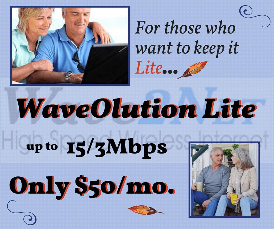 WaveOlution Lite